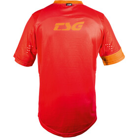 TSG SP3 SS Jersey Men red-acid orange